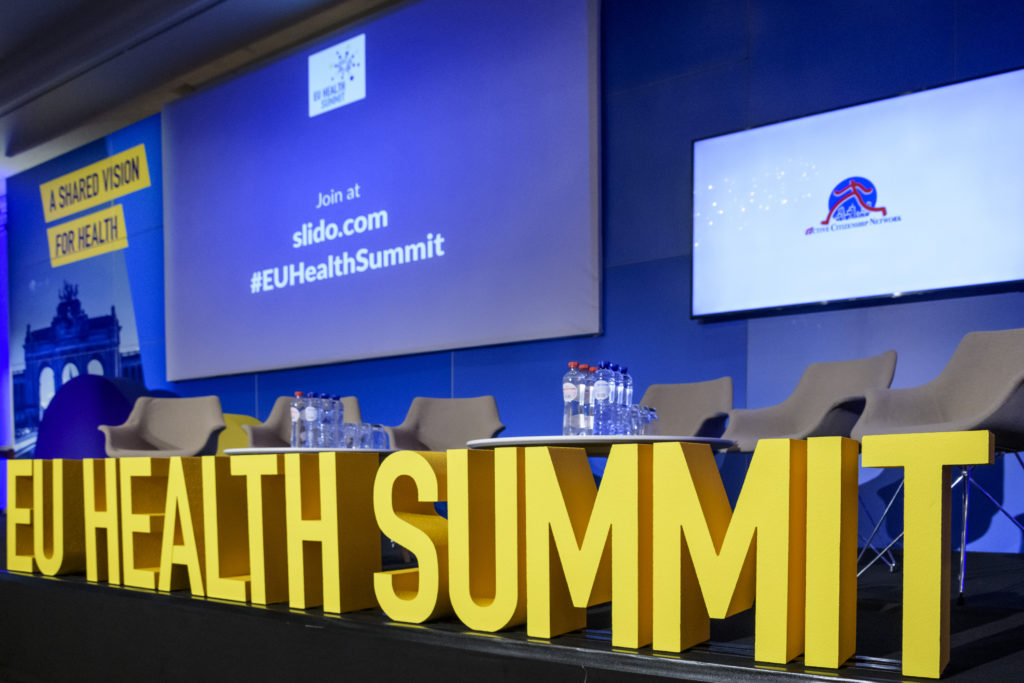 A shared vision for the future of health in Europe | Save the date for the 2nd EU Health Summit